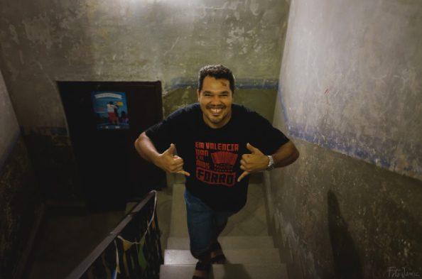 Rodrigo Profesor de baile forro