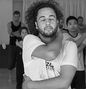XANDY profesor danza zouk