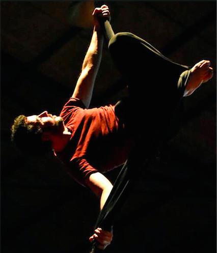 clases trapecio y telas valencia