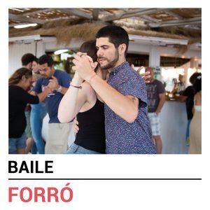 clases de baile forro valencia