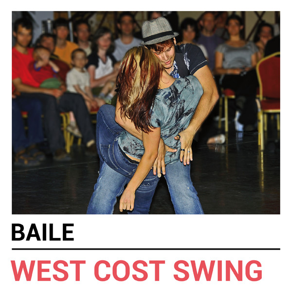 clases de baile west coast swing