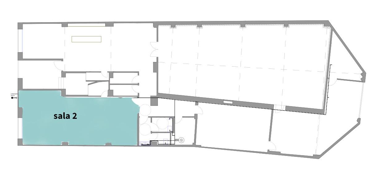 alquiler espacios y salas