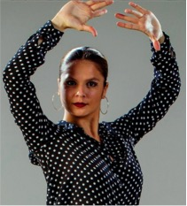profesora flamenco valencia